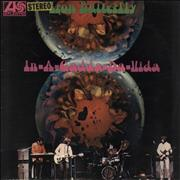Iron Butterfly In-A-Gadda-Da-Vida - 1st - EX UK vinyl LP