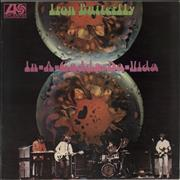Iron Butterfly In-A-Gadda-Da-Vida - 1st - VG UK vinyl LP