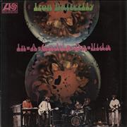Iron Butterfly In-A-Gadda-Da-Vida UK vinyl LP