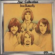 Click here for more info about 'Iron Butterfly - Star Collection'