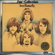 Click here for more info about 'Iron Butterfly - Star-Collection'