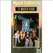 Click here for more info about 'Iron Maiden - 12 Wasted Years'
