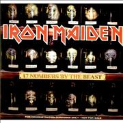 Click here for more info about 'Iron Maiden - 17 Numbers By The Beast'