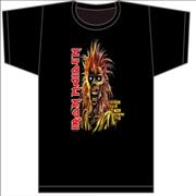 Click here for more info about 'Iron Maiden - 1st Album T-Shirt - Large'