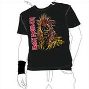 Click here for more info about 'Iron Maiden - 1st Album Vintage T-Shirt - Large'