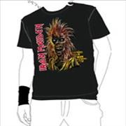 Click here for more info about 'Iron Maiden - 1st Album Vintage T-Shirt - Medium'