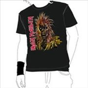 Click here for more info about 'Iron Maiden - 1st Album Vintage T-Shirt - Small'