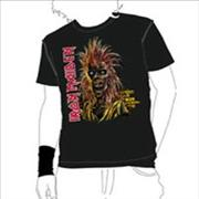 Click here for more info about 'Iron Maiden - 1st Album Vintage T-Shirt - XL'