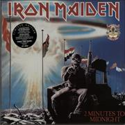 Click here for more info about 'Iron Maiden - 2 Minutes To Midnight / Aces High + Voucher'