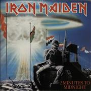 Click here for more info about 'Iron Maiden - 2 Minutes To Midnight - 4 Prong'