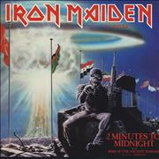 Click here for more info about 'Iron Maiden - 2 Minutes To Midnight'
