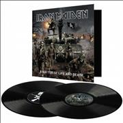 Click here for more info about 'A Matter Of Life And Death - 180gram Vinyl - Sealed'