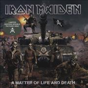 Click here for more info about 'Iron Maiden - A Matter Of Life And Death'