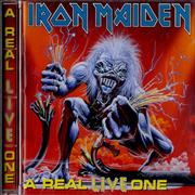 Click here for more info about 'Iron Maiden - A Real LIVE One'