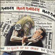 Click here for more info about 'Be Quick Or Be Dead - Gatefold - Stickered'