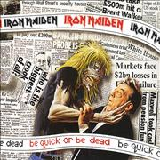 Click here for more info about 'Iron Maiden - Be Quick Or Be Dead'