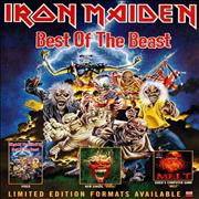 Click here for more info about 'Iron Maiden - Best Of The Beast'