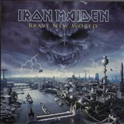 Click here for more info about 'Iron Maiden - Brave New World'