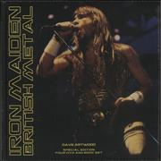 Click here for more info about 'Iron Maiden - British Metal - Sealed'