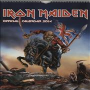 Click here for more info about 'Iron Maiden - Calendar 2014'
