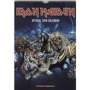 Click here for more info about 'Iron Maiden - Calendar 2016 - Danilo'