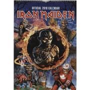 Click here for more info about 'Iron Maiden - Calendar 2018 - Danilo'