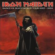 Click here for more info about 'Iron Maiden - Dance Of Death World Tour 2003 - 2004'