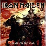 Click here for more info about 'Iron Maiden - Death On The Road - Sealed'