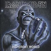 Click here for more info about 'Iron Maiden - Different World'