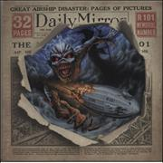 "Iron Maiden Empire Of The Clouds - RSD 16 - Sealed UK 12"" picture disc"