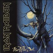 Click here for more info about 'Iron Maiden - Fear Of The Dark + Insert'