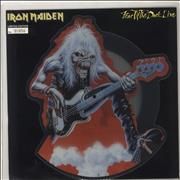 Click here for more info about 'Iron Maiden - Fear Of The Dark - 'Tailgunner' Mispress + insert'