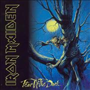 Click here for more info about 'Iron Maiden - Fear Of The Dark - VG/EX'