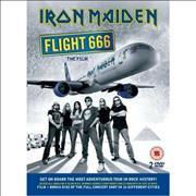 Click here for more info about 'Iron Maiden - Flight 666: The Film'