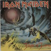 Click here for more info about 'Iron Maiden - Flight Of Icarus - Inj - EX'