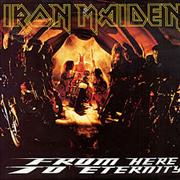 Click here for more info about 'Iron Maiden - From Here To Eternity - Poster Sleeve'