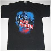 Click here for more info about 'Iron Maiden - Give Me 'Ed Tour T-Shirt - Large'