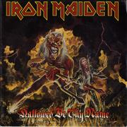 Click here for more info about 'Iron Maiden - Hallowed Be Thy Name - EX'