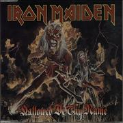 Click here for more info about 'Iron Maiden - Hallowed By Thy Name'