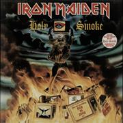 Click here for more info about 'Iron Maiden - Holy Smoke + Poster'