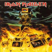 Click here for more info about 'Iron Maiden - Inter City Express Tour 1990'