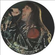 Click here for more info about 'Iron Maiden - Interview Picture Disc'