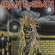 Click here for more info about 'Iron Maiden - Iron Maiden + Insert'