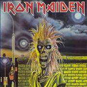 Click here for more info about 'Iron Maiden - 1st - EX'