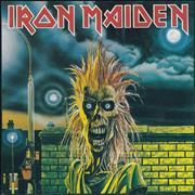Click here for more info about 'Iron Maiden - Iron Maiden - 2nd'