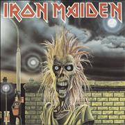 Click here for more info about 'Iron Maiden - Iron Maiden - Capitol'