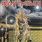 Click here for more info about 'Iron Maiden - Iron Maiden - EX'
