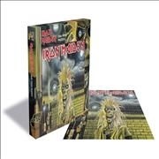 Click here for more info about 'Iron Maiden - Rock Saws 500 Jigsaw'