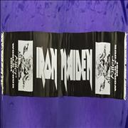 Click here for more info about 'Iron Maiden - Killer World Tour 1981 - black & white Scarf'