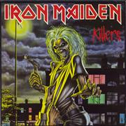 Click here for more info about 'Iron Maiden - Killers + Fame Inner'